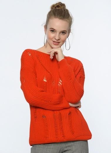 Su Moda Kazak Oranj